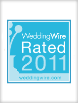 WeddingWire Rated 2011