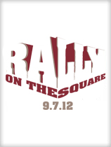 Rally on The Square