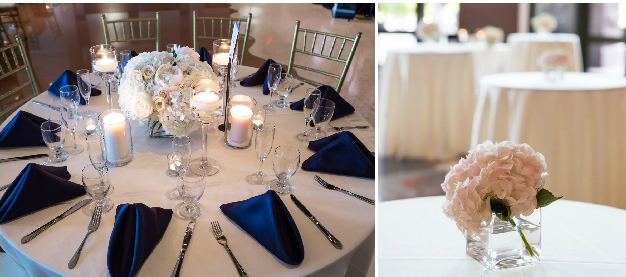Royal Blue Wedding Reception Gallery Wedding Decoration Ideas
